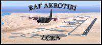 RAF Akrotiri Scenery Poster.
