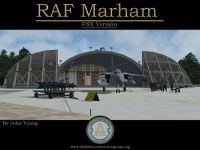 RAF Marham Scenery.