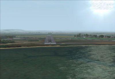RAF Thorney Island Scenery.