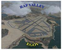 RAF Valley Scenery.