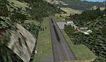 Rock Lake Airport (Upper) Scenery.