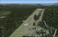 Sattna Air Base Scenery.
