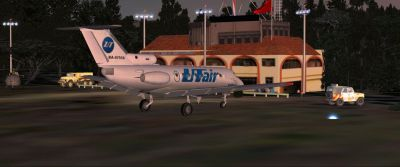 Shuttle Flight 999 To Nav'Iret.