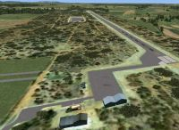 Smaller Airfields For Southern Africa Scenery.