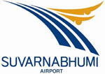 Suvarnabhumi International Airport Logo.