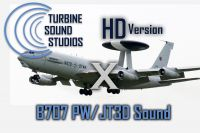 TSS B707 PW/JT3D Sound Pack for FSX/FS2004.