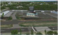 Teterboro Airport Scenery.