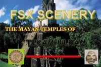 The Ruins Of Tikam-Ulkam Scenery.