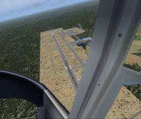 Thomaston-Upson County Airport Scenery.