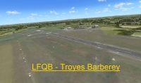Screenshot of Troyes Barberey Scenery.
