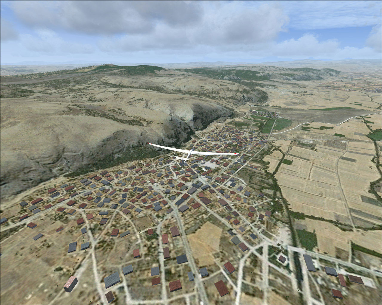 Eskisehir Turkey  city photos : Turkey Eskisehir Inonu Scenery Fix for FSX