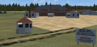 Screenshot of Tuskegee Training Airfields Scenery.