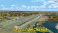 Screenshot of Vichy Charmeil Scenery.