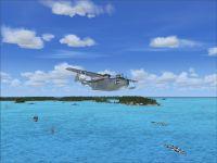 WWII Scenery Seaplane Aerodromes.