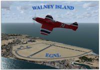 Walney Island Scenery.