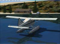 Washington Hansville Sea Planes Scenery.