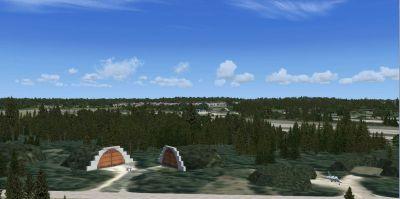 Screenshot of Welzow Scenery.