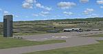 Screenshot of Wheeler Army Airfield Scenery.