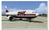 DHL Airbus.