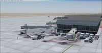 Terminal at KAUS.
