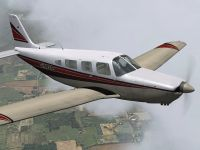 Carenado's Piper PA-32-301 Saratoga for FS2004.