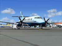 PMDG's BAe Jetstream 4100.