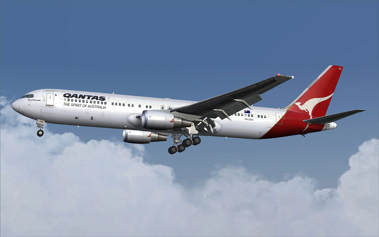 Boeing 767-200 and -300 for FS2004 Released by CLS