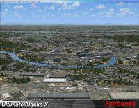 Screenshot of Ultimate Alaska X: Fairbanks.