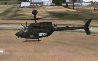 OH-58D Kiowa Warrior for FSX & FS2004.