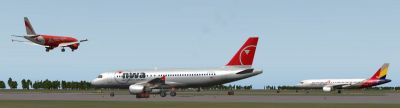 XPFW A320 AI Pack