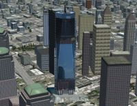 Screenshot of 1 WTC Scenery.