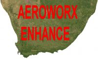 Aeroworx Enhanced Scenery Poster.