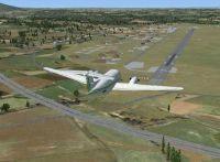 Screenshot of Airport Sembach Scenery.