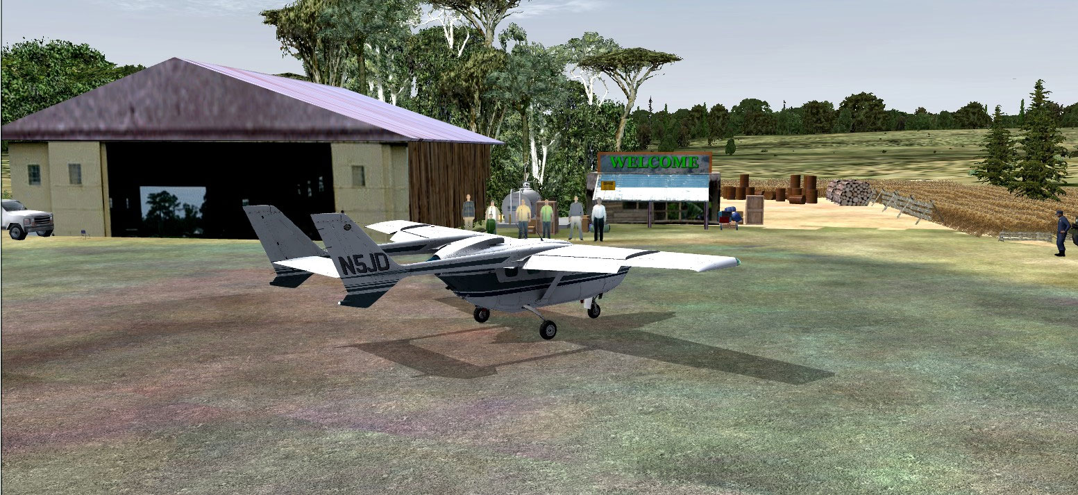 Andaman And Nicobar Deluxe Scenery fsx1