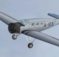 Screenshot of Armada Argentina Junkers W34.