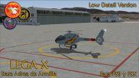 Screenshot of Armilla LEGA X Scenery.
