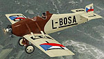Screenshot of Avia BH-5/Bk.11 in flight.