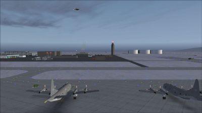 Screenshot of CFB North Star Scenery.