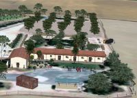 Screenshot of California Missions Pack Scenery.
