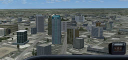 Screenshot of City Of Birmingham Scenery.
