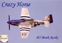 Screenshot of Crazy Horse P-51 in flight.