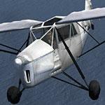 Screenshot of DeHavilland DH.80A Puss Moth.