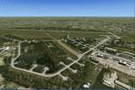 Screenshot of EHVK Volkel Air Base Scenery.