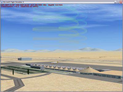 Screenshot of Egypt Scenery.