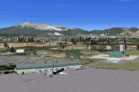 Screenshot of Flagstaff Pulliam Airport.