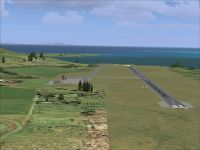 Screenshot of Formosa X RCMT Beigan Airport Scenery.