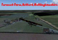 Screenshot of Forwood Farm Scenery.