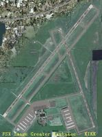 Overview of Greater Kankakee Airport Scenery.