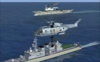 Screenshot of HMCS True North Battlegroup.