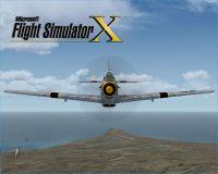 FSX poster for Iwo Jima Scenery 1945 Scenery.